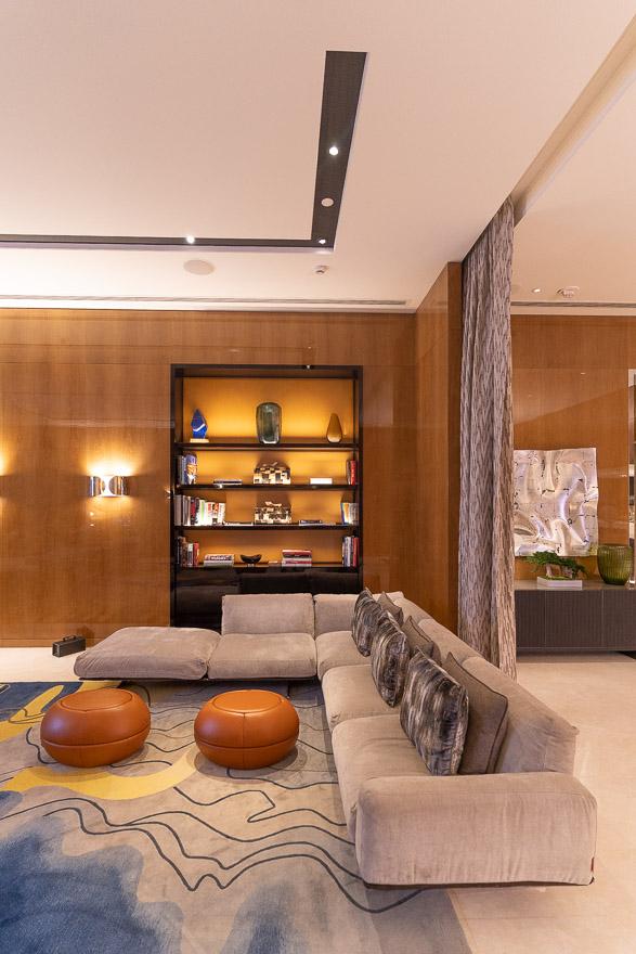 FS DIFC 96 - REVIEW - Four Seasons Dubai DIFC : Four Seasons Room & Studio Suite [COVID-era]