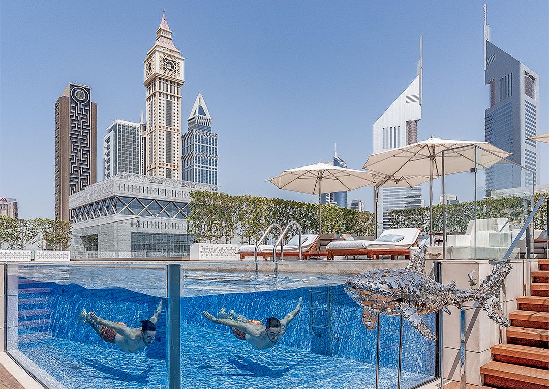 FS DIFC hero image - REVIEW - Four Seasons Dubai DIFC : Four Seasons Room & Studio Suite [COVID-era]