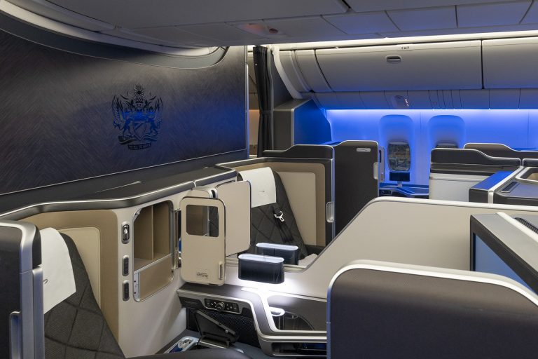 BA 77WN F 1 768x512 - REVIEW - British Airways : First Class Suites - B777 - London (LHR) to Malé (MLE) - [COVID-era]