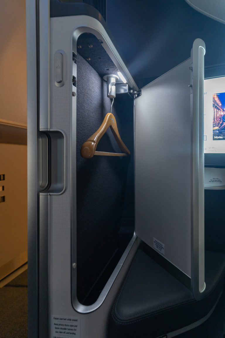 BA 77WN F 16 768x1152 - REVIEW - British Airways : First Class Suites - B777 - London (LHR) to Malé (MLE) - [COVID-era]