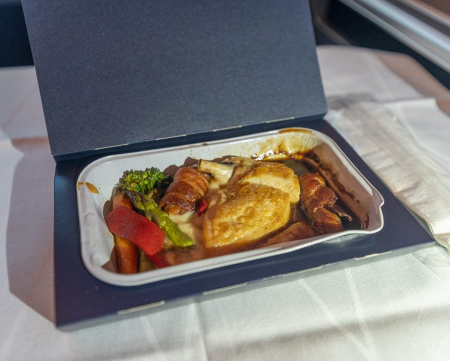 BA 77WN F 40 880x705 - REVIEW - British Airways : First Class Suites - B777 - London (LHR) to Malé (MLE) - [COVID-era]
