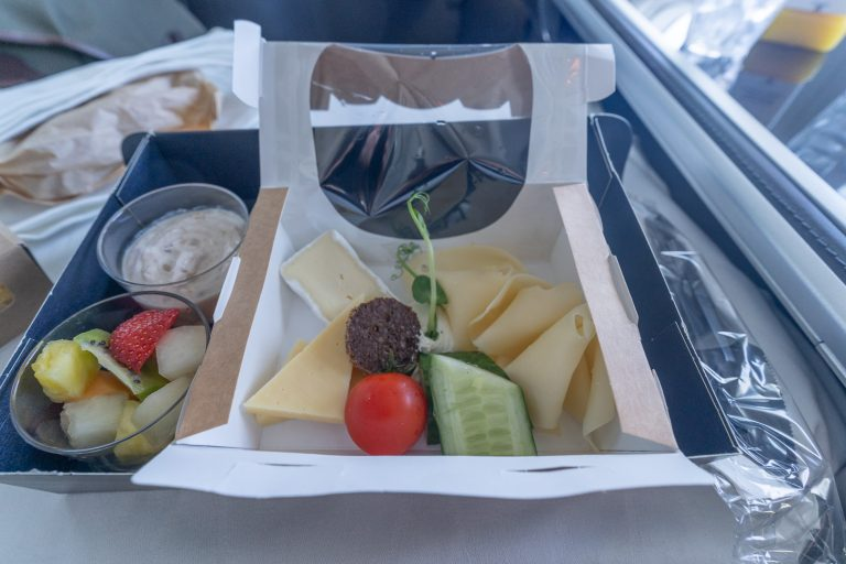 BA 77WN F 54 768x512 - REVIEW - British Airways : First Class Suites - B777 - London (LHR) to Malé (MLE) - [COVID-era]