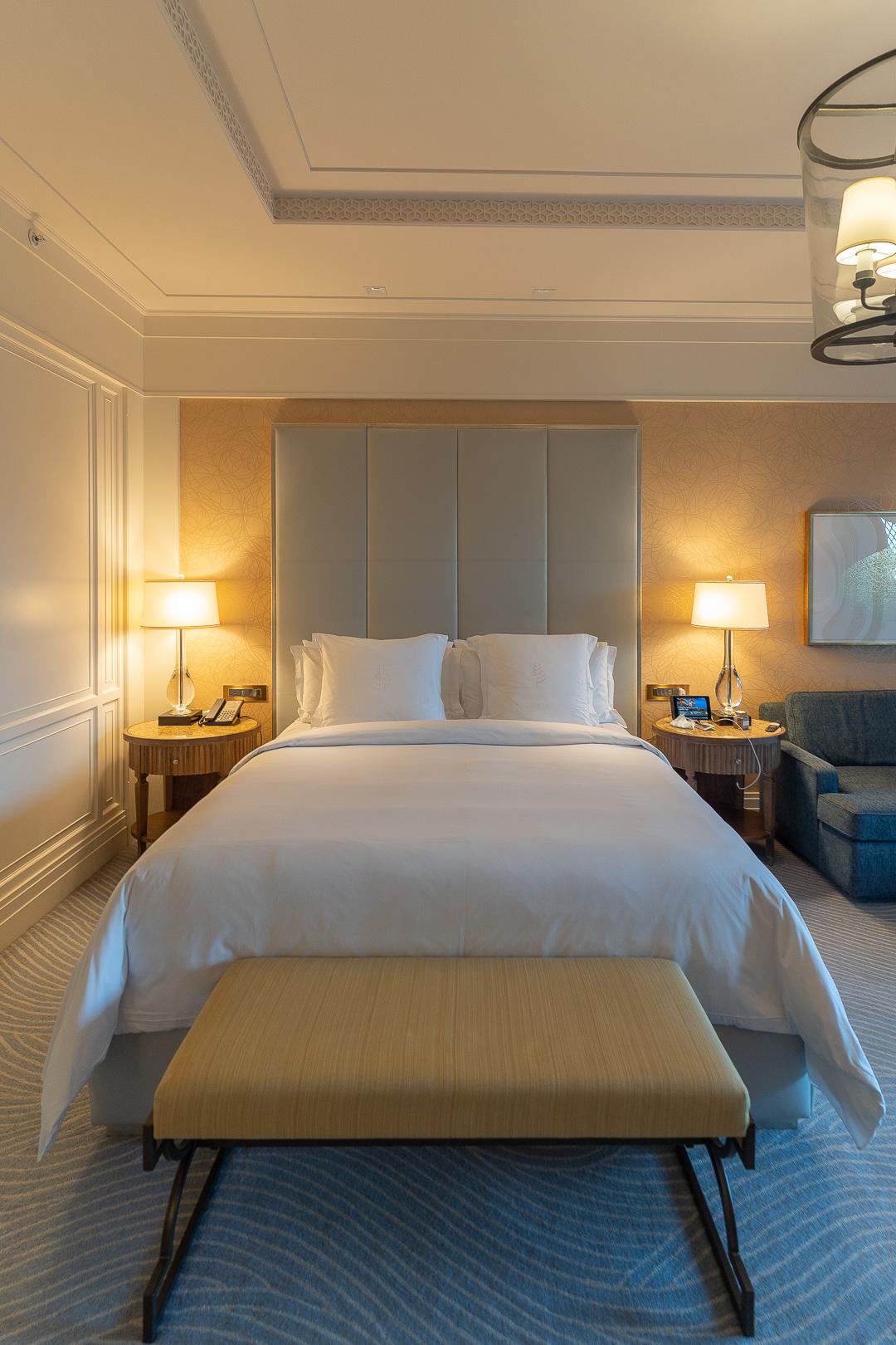 FS Jumeirah 10 - REVIEW - Four Seasons Dubai at Jumeirah Beach : Deluxe City-View Room [COVID-era]
