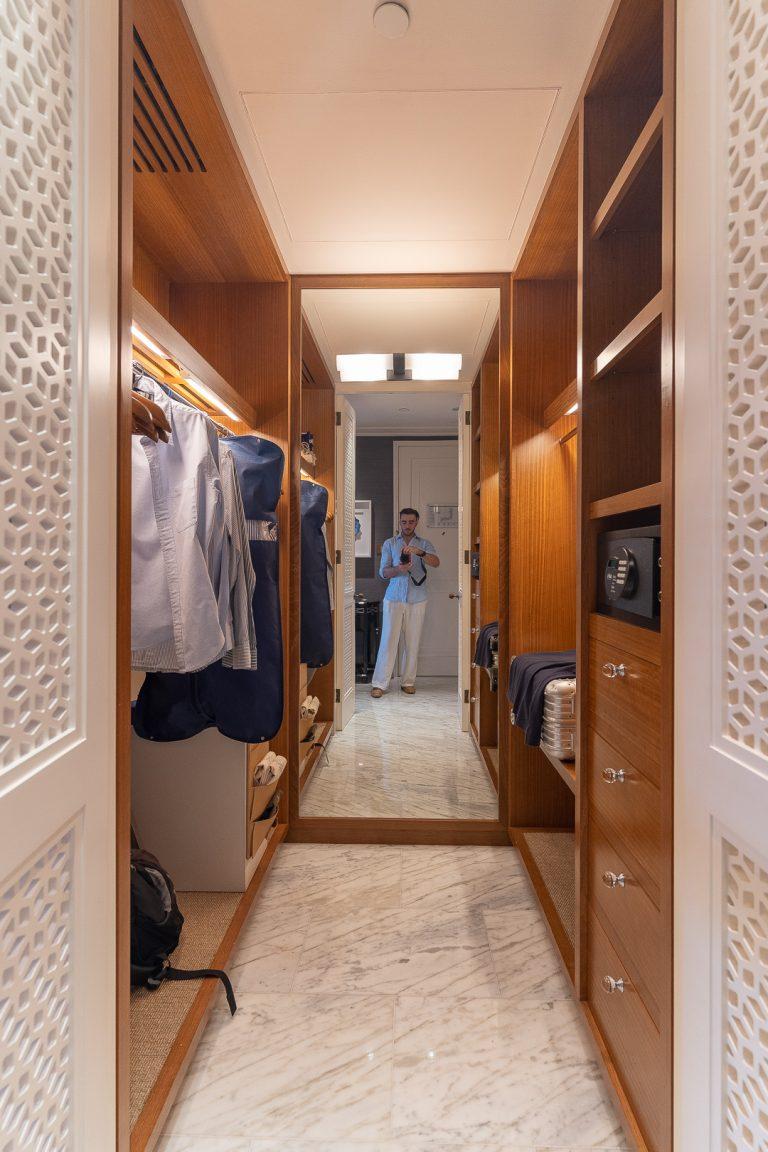 FS Jumeirah 12 768x1152 - REVIEW - Four Seasons Dubai at Jumeirah Beach : Deluxe City-View Room [COVID-era]
