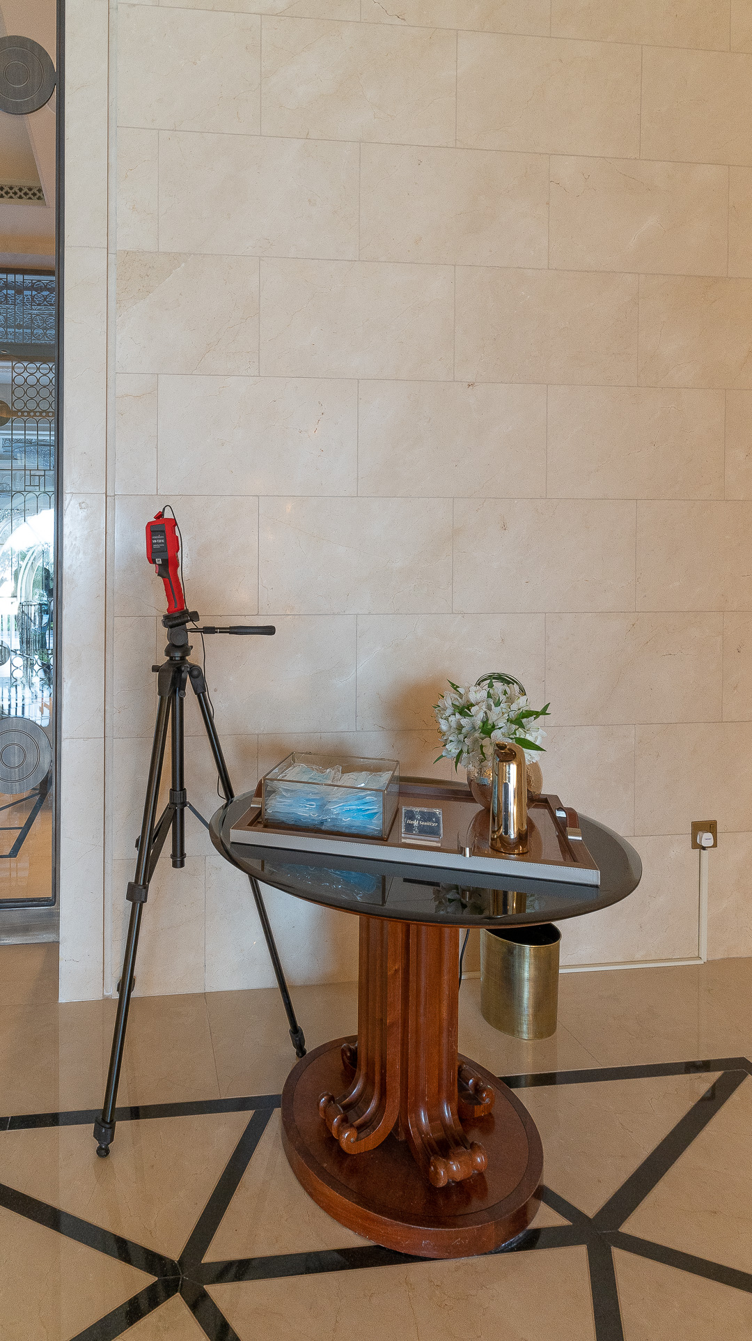 FS Jumeirah 2 - REVIEW - Four Seasons Dubai at Jumeirah Beach : Deluxe City-View Room [COVID-era]