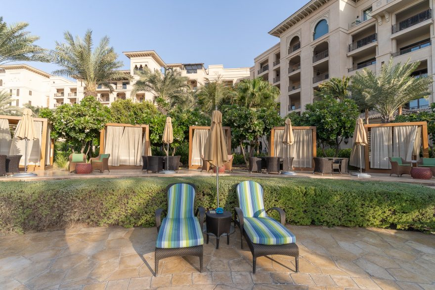 FS Jumeirah 23 880x587 - REVIEW - Four Seasons Dubai at Jumeirah Beach : Deluxe City-View Room [COVID-era]