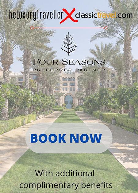 fsjumeirah1 - REVIEW - Four Seasons Dubai at Jumeirah Beach : Deluxe City-View Room [COVID-era]