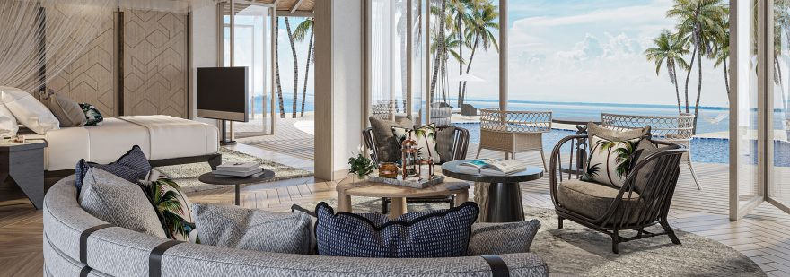 WA Platte Island Hero 880x309 - REVIEW - Waldorf Astoria Maldives Ithaafushi : King Reef Villa & King Ocean Villa