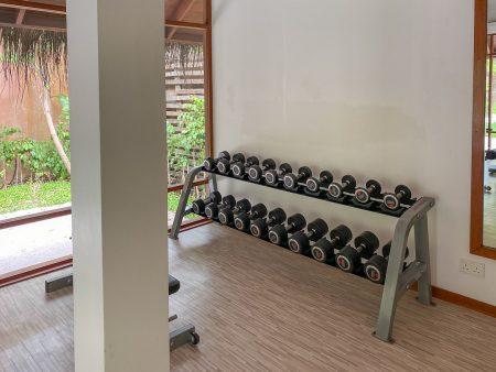 anantara veli 56 450x338 - REVIEW - Anantara Veli : Deluxe Over Water Pool Bungalow