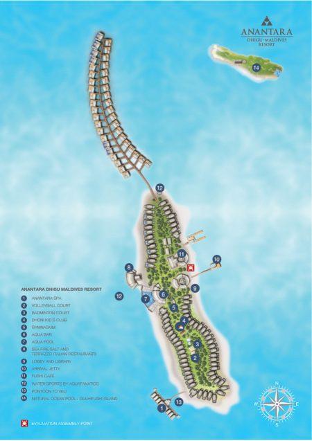 anantara veli 64 450x637 - REVIEW - Anantara Veli : Deluxe Over Water Pool Bungalow