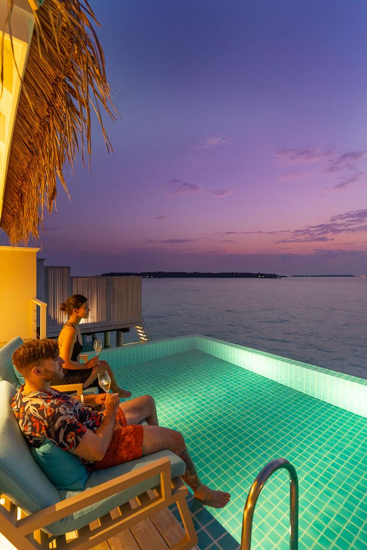 finolhu 80 - REVIEW - Finolhu : Ocean Pool Villa