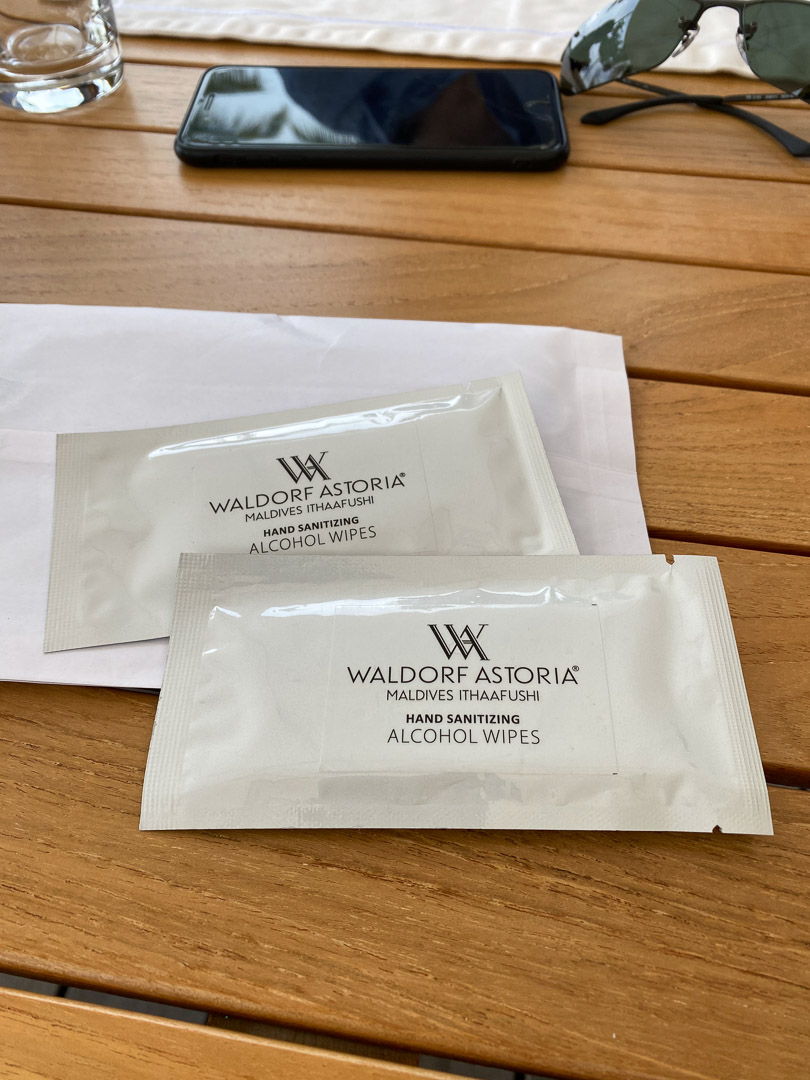 waldorf astoria maldives dining 7 - REVIEW - Waldorf Astoria Maldives Ithaafushi : King Reef Villa & King Ocean Villa
