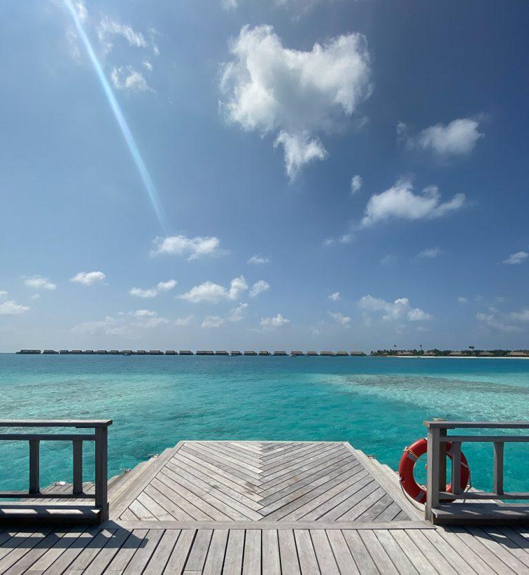 waldorf astoria maldives public spaces 25 768x834 - REVIEW - Waldorf Astoria Maldives Ithaafushi : King Reef Villa & King Ocean Villa