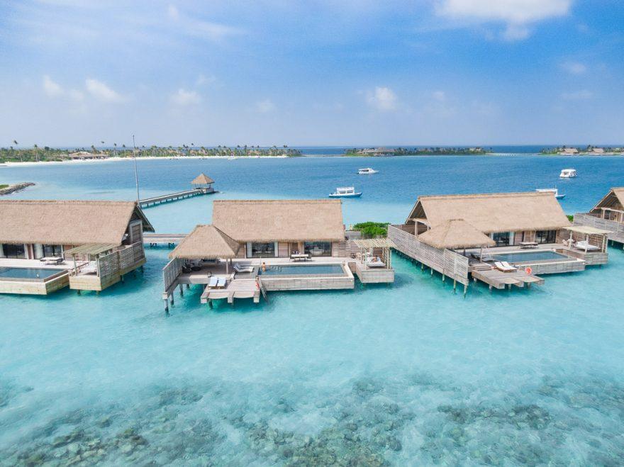 waldorf astoria maldives room 1 880x659 - REVIEW - Waldorf Astoria Maldives Ithaafushi : King Reef Villa & King Ocean Villa