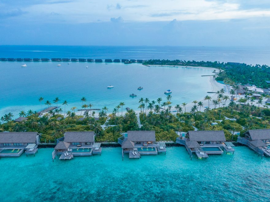 waldorf astoria maldives room 3 880x659 - REVIEW - Waldorf Astoria Maldives Ithaafushi : King Reef Villa & King Ocean Villa