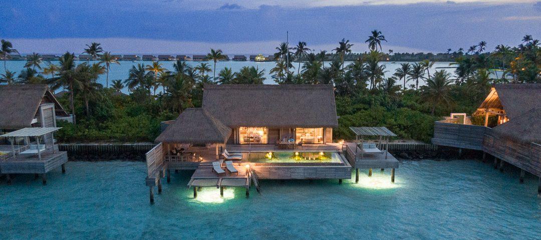 waldorf maldives reef villa