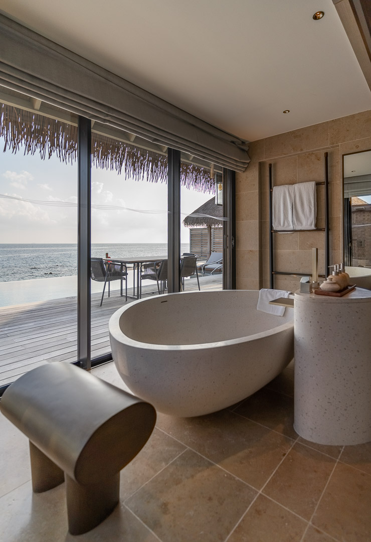 waldorf astoria maldives room 42 - REVIEW - Waldorf Astoria Maldives Ithaafushi : King Reef Villa & King Ocean Villa