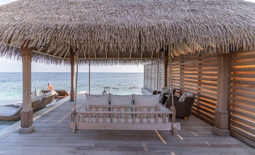waldorf astoria maldives room 73 880x537 - REVIEW - Waldorf Astoria Maldives Ithaafushi : King Reef Villa & King Ocean Villa