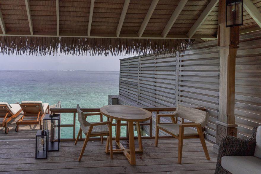 waldorf astoria maldives room 74 880x587 - REVIEW - Waldorf Astoria Maldives Ithaafushi : King Reef Villa & King Ocean Villa