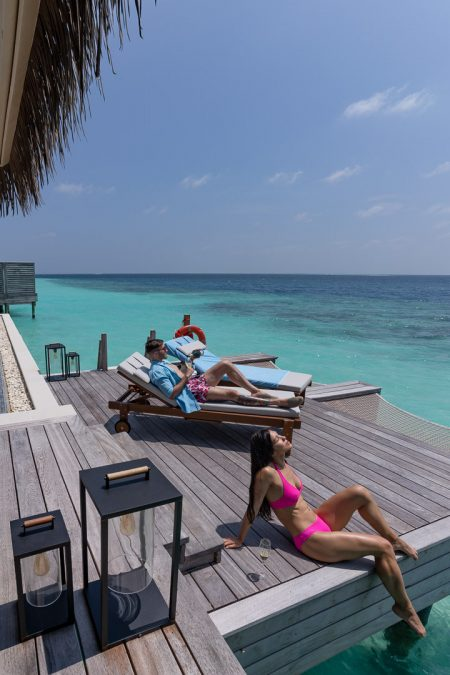 waldorf astoria maldives room 80 450x675 - REVIEW - Waldorf Astoria Maldives Ithaafushi : King Reef Villa & King Ocean Villa
