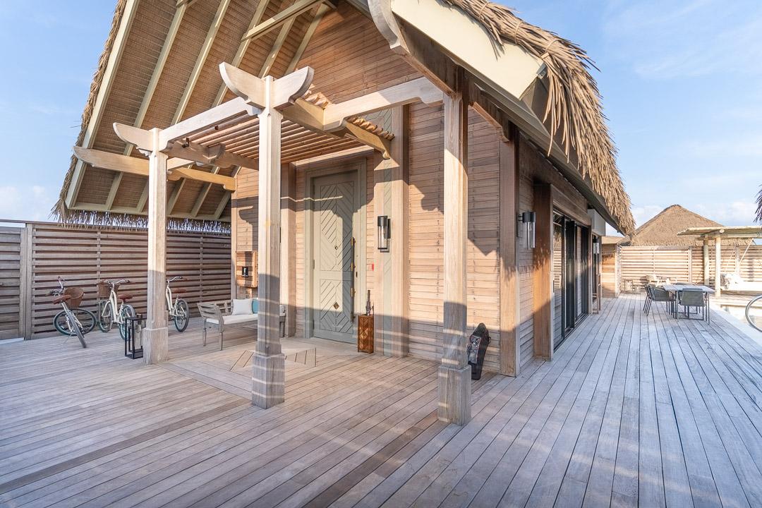 waldorf astoria maldives room 9 - REVIEW - Waldorf Astoria Maldives Ithaafushi : King Reef Villa & King Ocean Villa