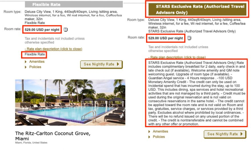 CT booking comparison 880x526 - How to get luxury hotels cheap