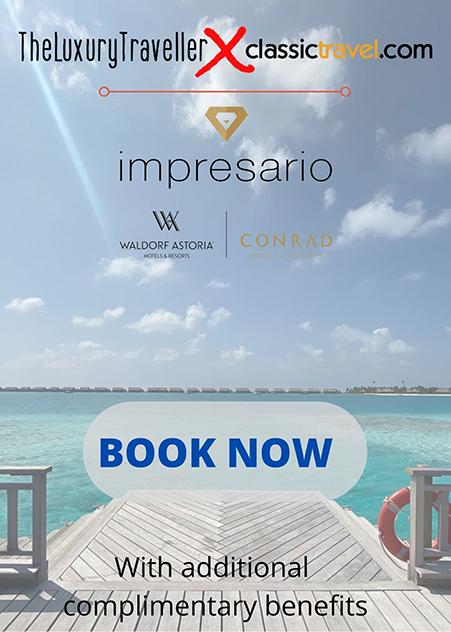 WA maldives booking 1 - REVIEW - Waldorf Astoria Maldives Ithaafushi : King Reef Villa & King Ocean Villa