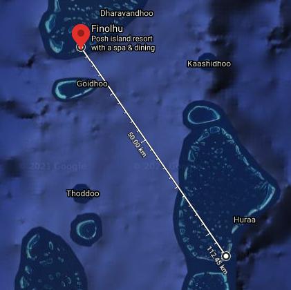 finolhu seaplane e1612703139540 - REVIEW - Finolhu : Ocean Pool Villa