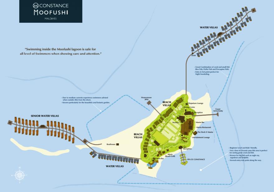 moofushi map 880x617 - REVIEW - Constance Moofushi : Water Villa