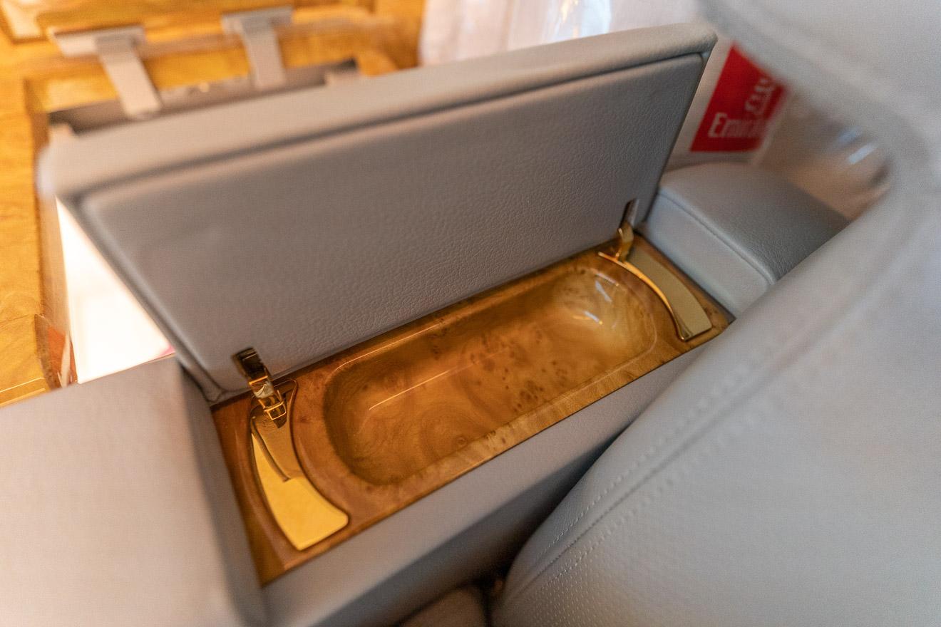 EK A380 F LGW DXB 37 - REVIEW - Emirates : First Class - A380 - London (LGW) to Dubai (DXB)
