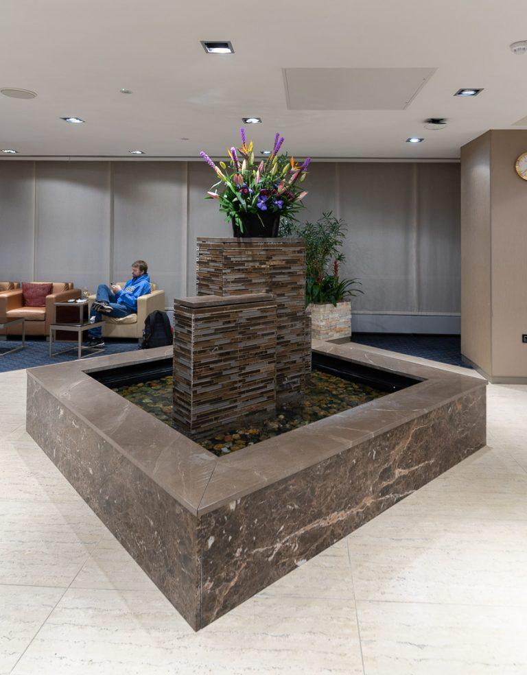 EK LGW lounge 4 768x984 - REVIEW - Emirates Lounge - London (LGW)