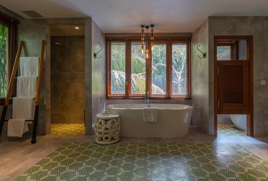 Amilla 106 - REVIEW - Amilla : Sunset Water Pool Villa