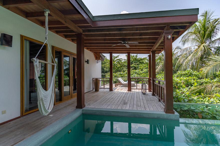 Amilla 112 - REVIEW - Amilla : Sunset Water Pool Villa