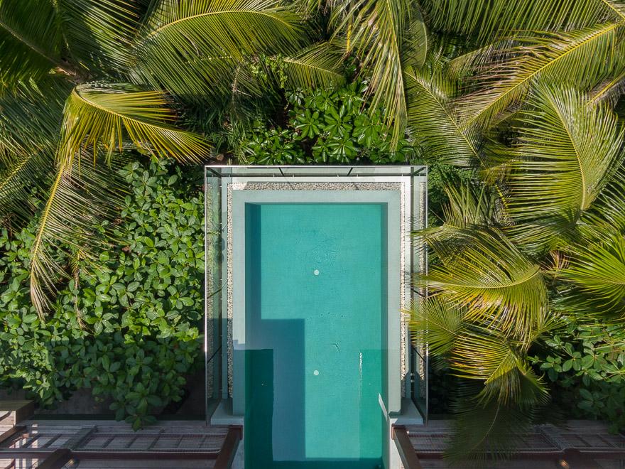 Amilla 113 - REVIEW - Amilla : Sunset Water Pool Villa