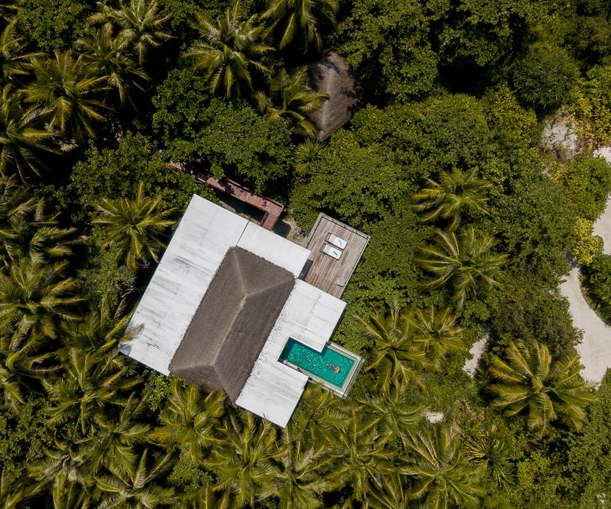 Amilla 116 - REVIEW - Amilla : Sunset Water Pool Villa