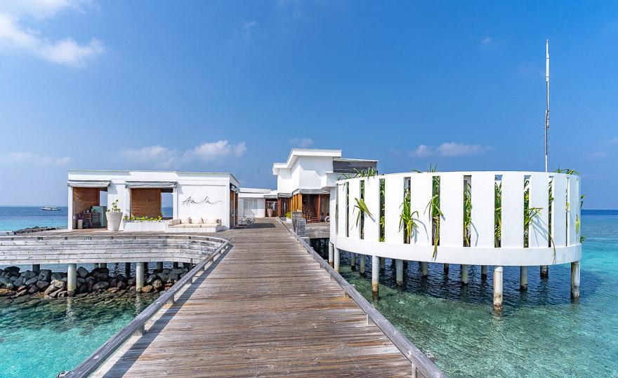 Amilla 140 - REVIEW - Amilla : Sunset Water Pool Villa