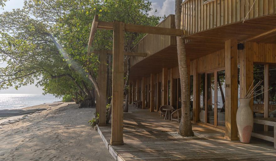 Amilla 240 - REVIEW - Amilla : Sunset Water Pool Villa