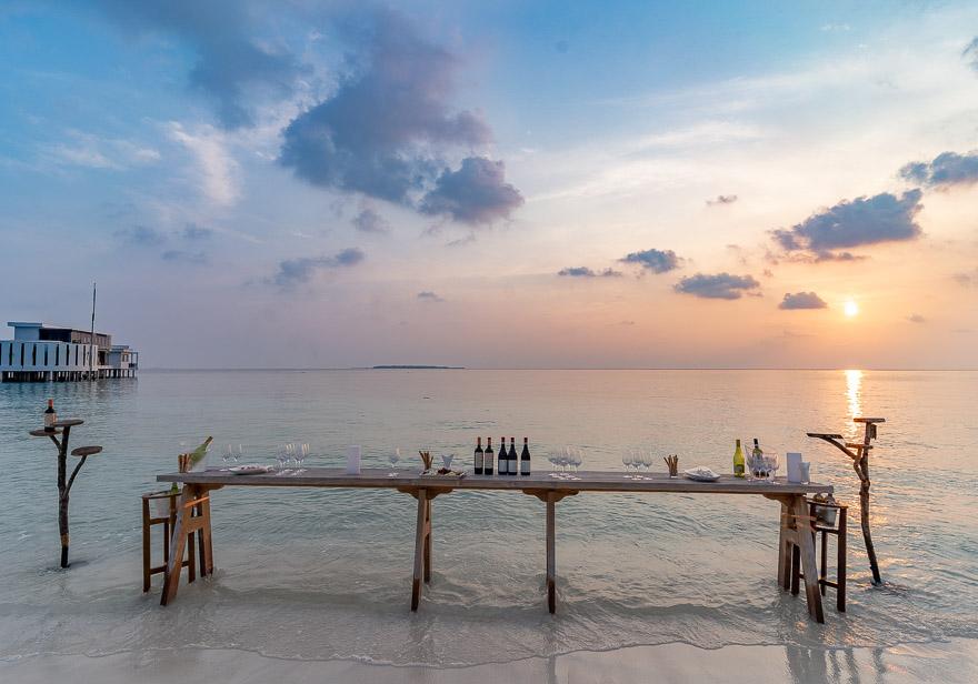 Amilla 281 - REVIEW - Amilla : Sunset Water Pool Villa