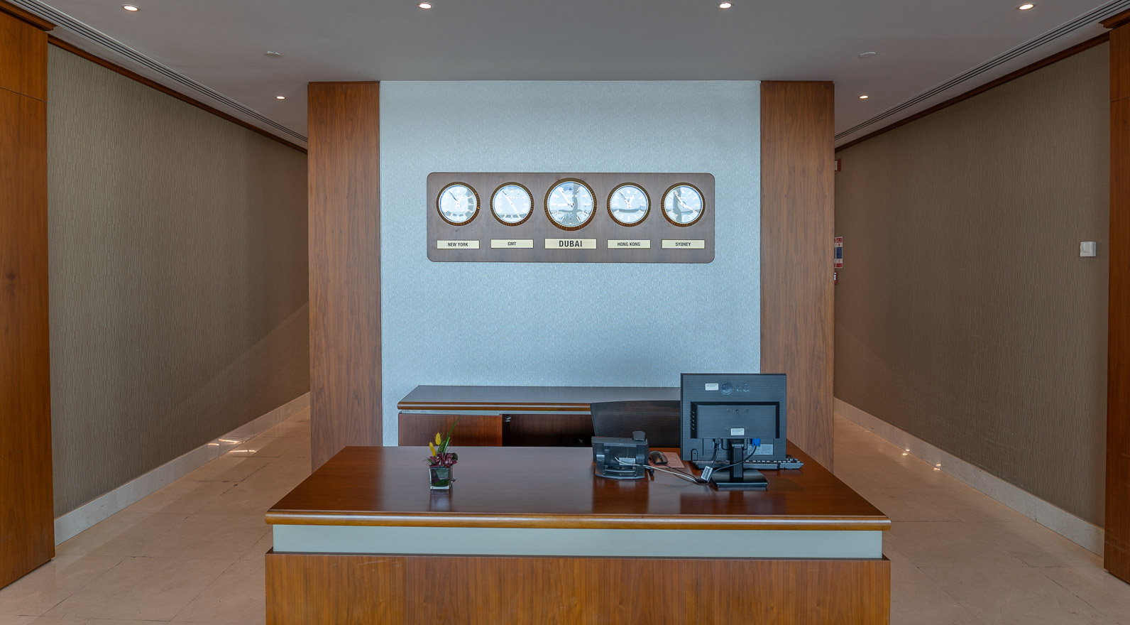 EK F lounge C gates 2 - REVIEW - Emirates Lounge - Dubai (DXB) - C Concourse