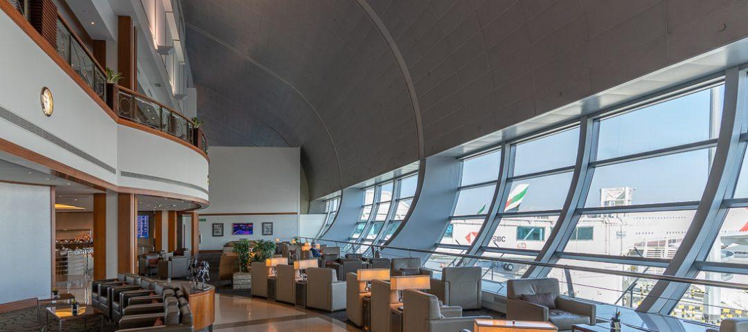 Emirates First Class Lounge - Dubai, C Concourse