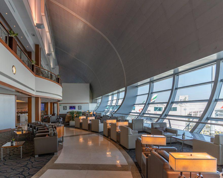 EK F lounge C gates 3 880x705 - REVIEW - Emirates Lounge - Dubai (DXB) - C Concourse