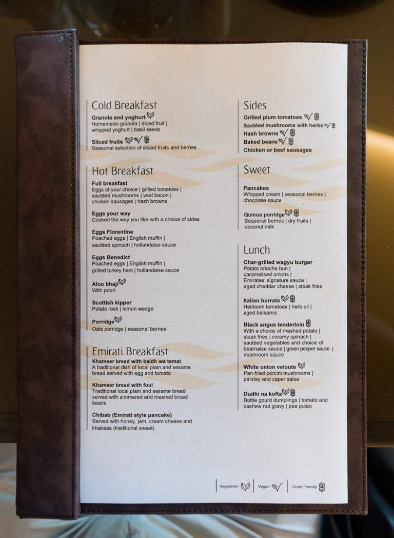 EK F lounge C gates 6 768x1048 - REVIEW - Emirates Lounge - Dubai (DXB) - C Concourse