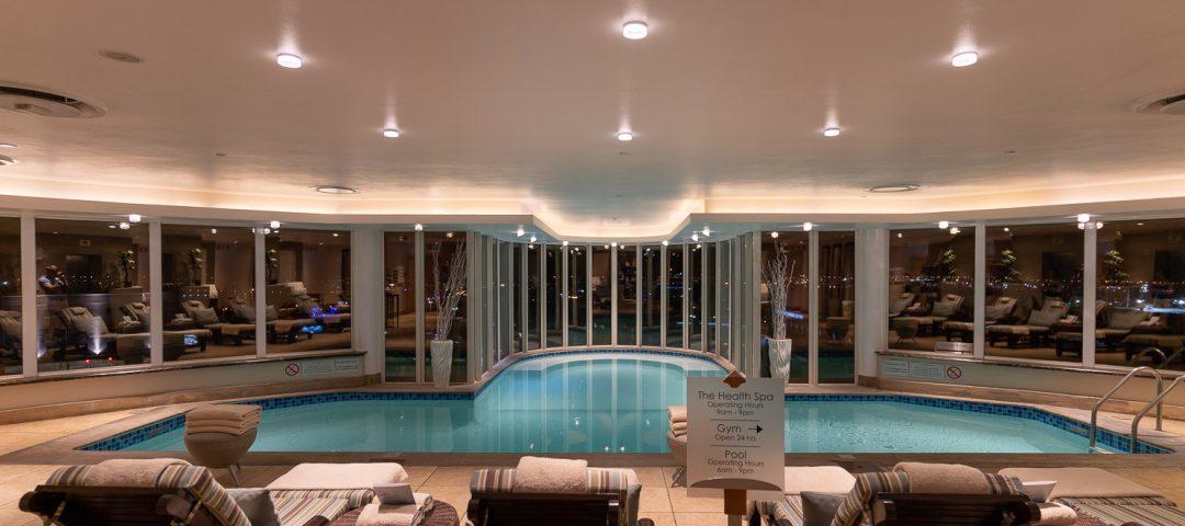 Intercontinental JNB - Swimming Pool