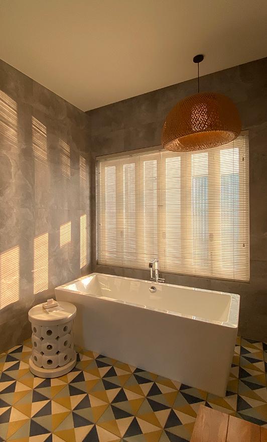 amilla bath - REVIEW - Amilla : Sunset Water Pool Villa