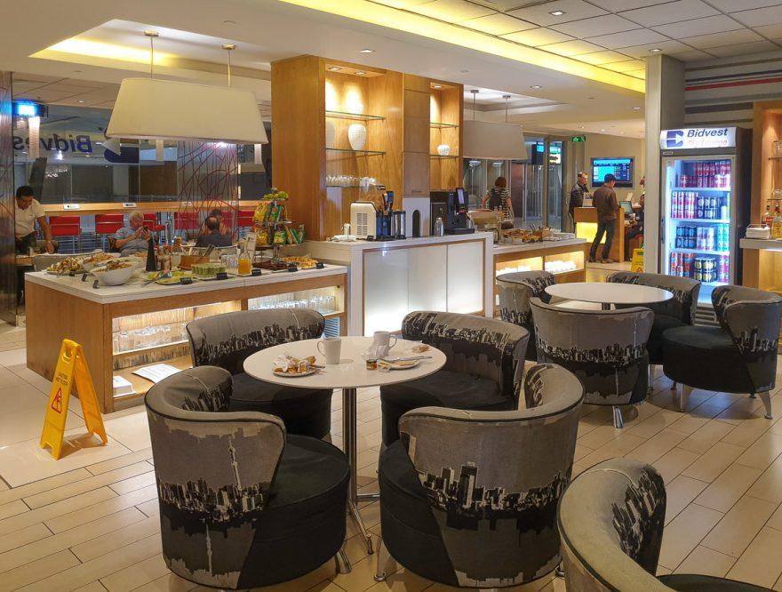 bidvest JNB 5 880x666 - REVIEW - Bidvest Lounge - Jo'burg (JNB)