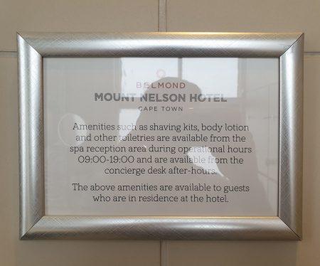 belmond nelson 66 450x374 - REVIEW - Belmond Mount Nelson, Cape Town