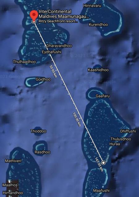 IC Maldives seaplane 450x638 - IC Maldives seaplane