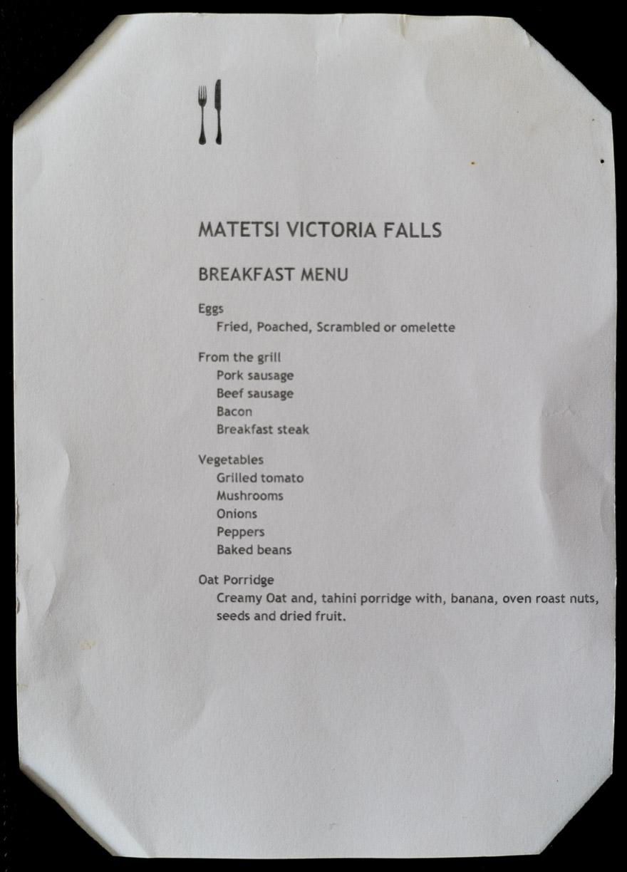 Matetsi 101 - REVIEW - Matetsi Victoria Falls (Zimbabwe)