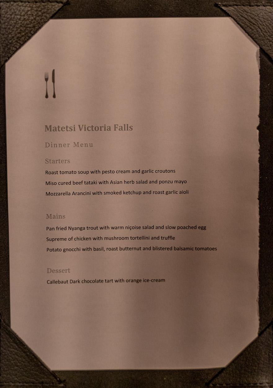 Matetsi 194 - REVIEW - Matetsi Victoria Falls (Zimbabwe)