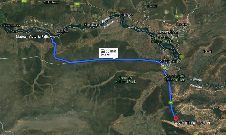 Screenshot at Aug 12 09 55 10 880x527 - REVIEW - Matetsi Victoria Falls (Zimbabwe)